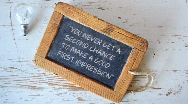 Create a good first impression with your website