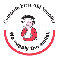 Complete First Aid Supplies Logo - Complete First Aid Supplies Website Re-design