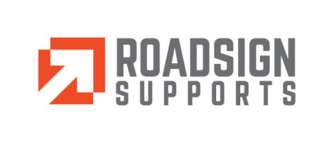 Roadsign Supports Logo for project