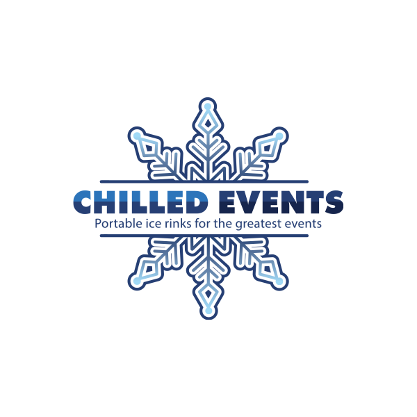 Chilled Eventsr logo large - Logo, Business Card & Website Design for Chilled Events