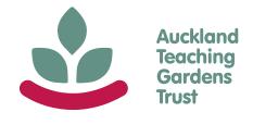 Auckland Teaching Gardens Trust email logo - Auckland Teaching Gardens Website Design
