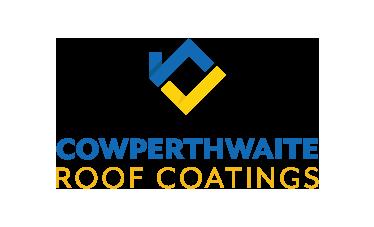 Cowperthwaite Roof Coatings logo design - Cowperthwaite Roof Coatings Website and logo design