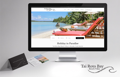 Tai-Roto-Bay-Beach-Villas--website-and-logo-design-thumbnail